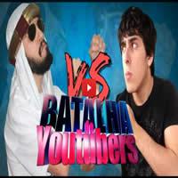 Batalha de Youtubers | Felipe Castanhari VS Mussoumano 1