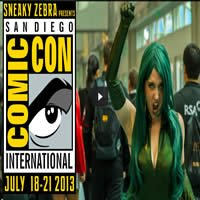 San Diego Comic Con – Cosplay Music Video – 2013