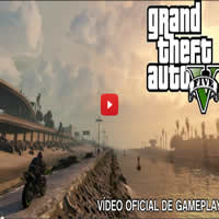 Gameplay Oficial de Grand Theft Auto V