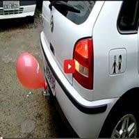 Novo tipo de sensor de estacionamento 1