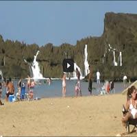Praia Puerto Novo, você tem coragem de esta neste lugar? 1