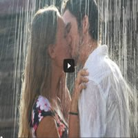 Você gosta de beijar na chuva? 2