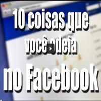 10 coisas que você odeia no Facebook 1