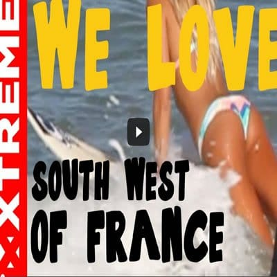 Surf & Skate – We Love SW France 2013 - surf