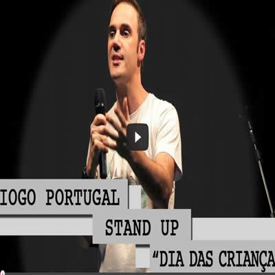 Diogo Portugal - Stand up dia das crianças 8