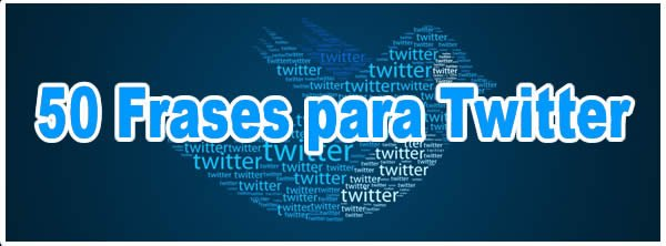 Photo of 50 Frases para Twitter