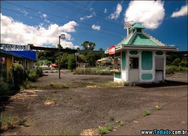 Nara Dreamland - um parque de diversões abandonado no ...