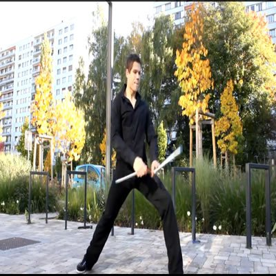 Ultimate Ninja – Nunchaku Freestyle