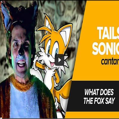 What does the fox say – Paródia Ylvis