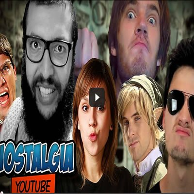 YOUTUBE – Nostalgia #MeInspira