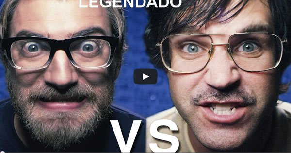 Photo of Nerd Vs Geek – Épicas Batalhas de Rap da História