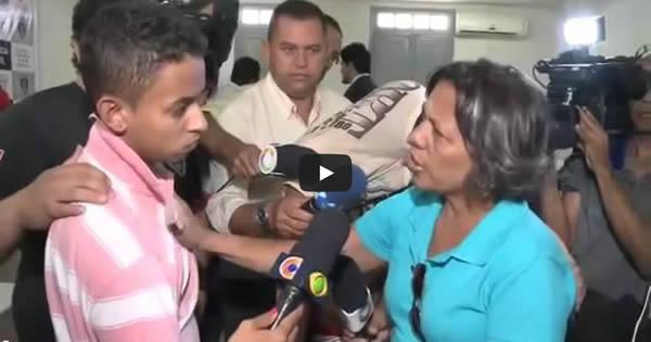 Mãe evangélica encontra ASSASSINO de seu filho, olha só o que acontece 4