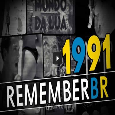 Remember Brasil - 1991 2