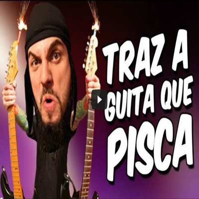 Photo of Traz a Guitarra que Pisca | O Metaleiro
