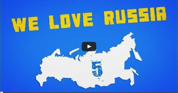 We Love Russia 5