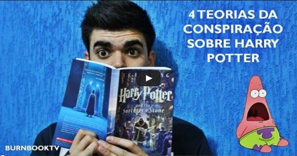 4 Teorias da Conspiração sobre Harry Potter 2
