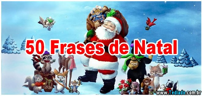 Mensagem De Natal Para Família: 50 Frases De Natal