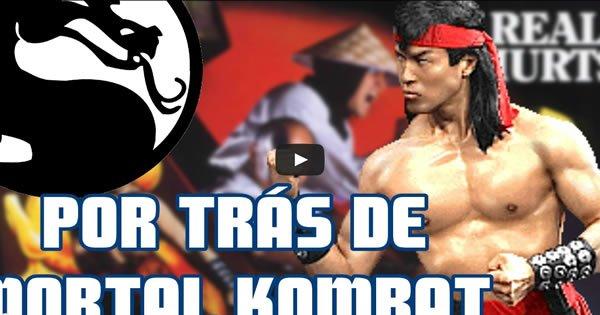 Por Trás dos Jogos - Mortal Kombat 1