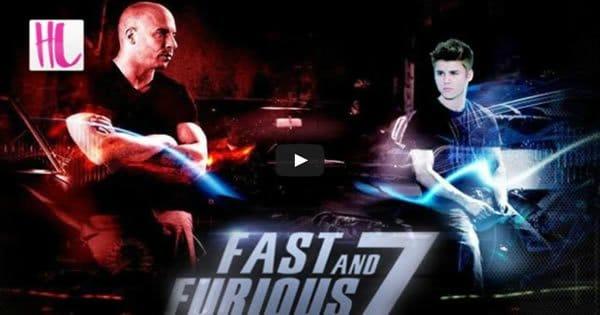 Justin Bieber vai fazer parte do proximo filme Velozes e Furiosos 8