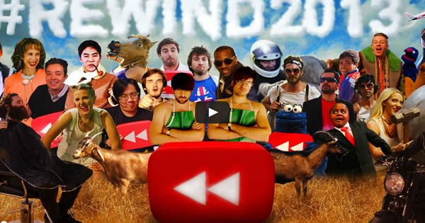 Photo of YouTube Rewind: What Does 2013 Say?