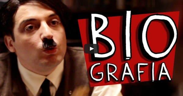 Biografia não autorizada - Adolf Hitler 7