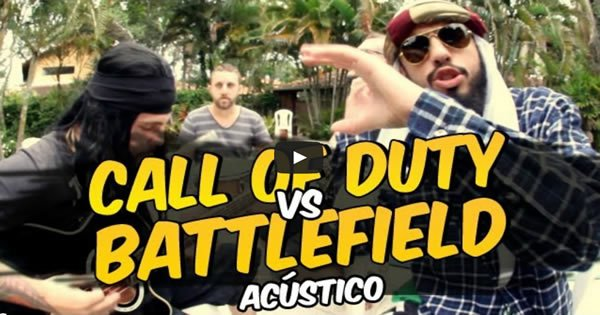 Call of Duty Vs. Battlefield 8