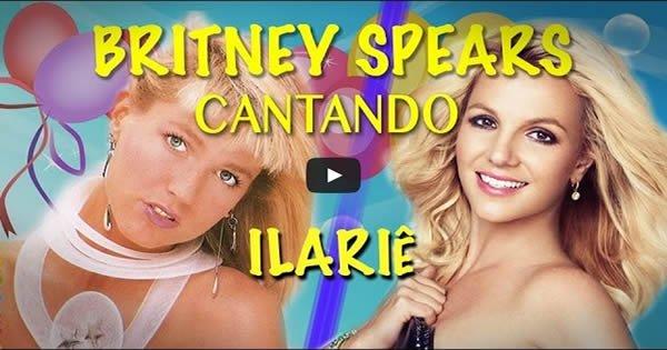 E se Britney Spears cantasse Xuxa 1