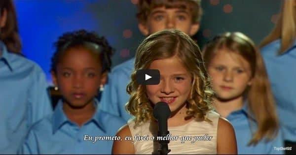 A garotinha de 11 anos com a voz mais linda do mundo 3
