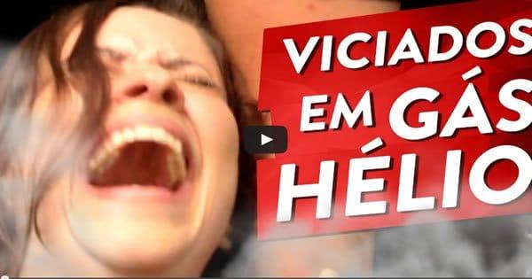 Viciados em gás hélio 7