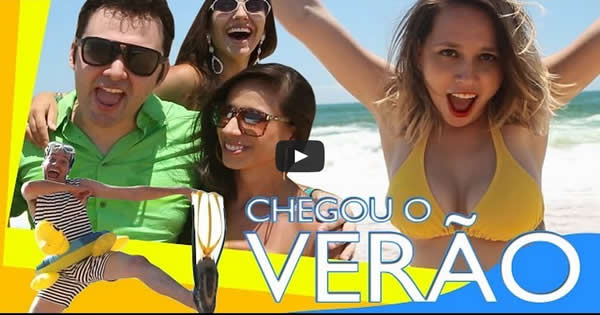 Chegou o verão | Paródia Timber – Pitbull ft. Ke$ha