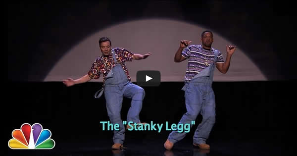 A evolução do Hip-Hop com Will Smith e Jimmy Fallon
