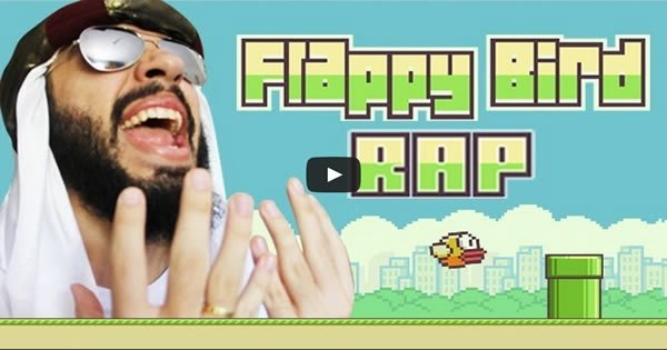 flappy bird rap | mussoumano - flappy bird - Flappy Bird Rap | Mussoumano