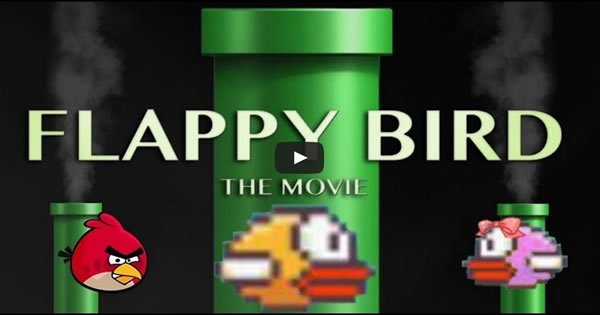 Flappy Bird – The Mocie | Official trailer HD