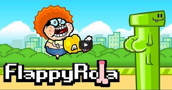 flappy bird - o jogo do tomelirolla - flappy bird3 - Flappy Bird – O Jogo do Tomelirolla