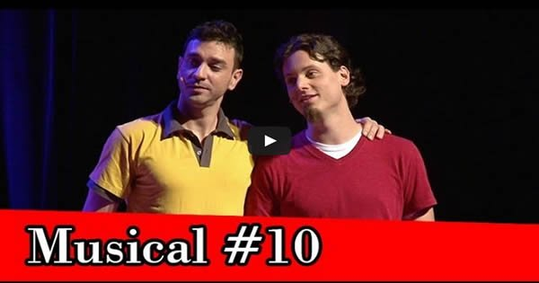 improvável - musical improvável #10 - musical2 - Improvável – Musical Improvável #10