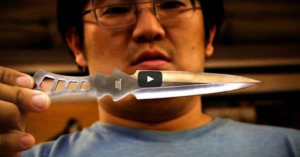 Brincando com faca 2