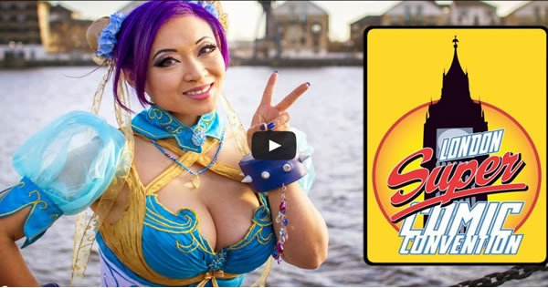 london super comic con (lscc) 2014 - cosplay music video - cosplay - London Super Comic Con (LSCC) 2014 – Cosplay Music Video
