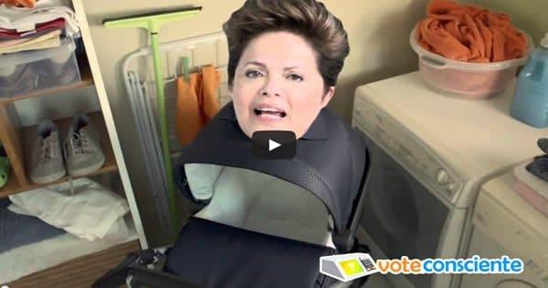 Dilma fazendo um Bom Negócio 1