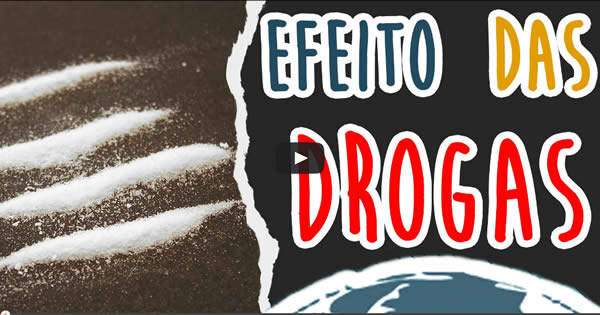 Photo of Efeito das Drogas no Corpo – Cocaina e Metanfetamina