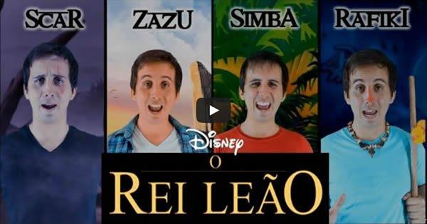 Medley O Rei Leão 1