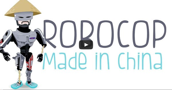 RoboCop Made in China – CarneMoídaTV