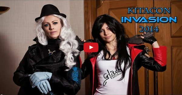 Kitacon March 2014 Cosplay Music Video