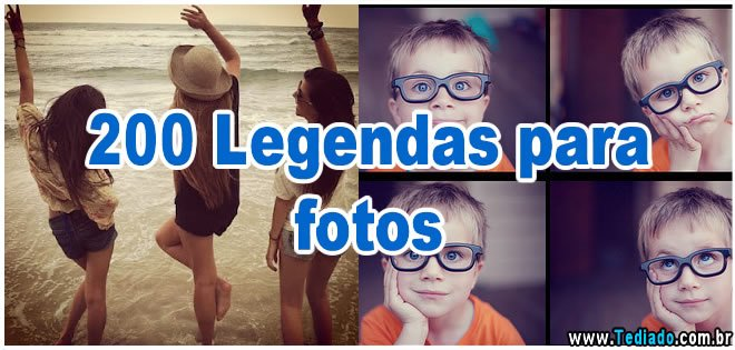 Photo of 200 Legendas para fotos