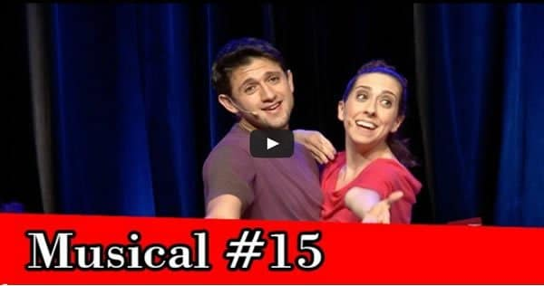 improvável - musical improvável #15 - musical - Improvável – Musical Improvável #15