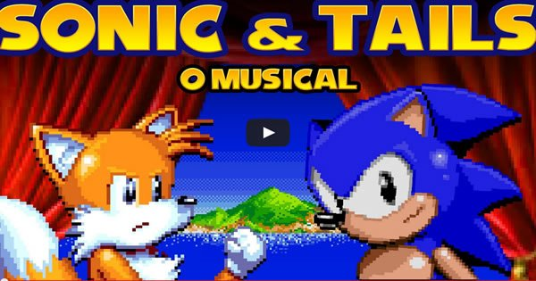 Photo of Sonic e Tails – O musical