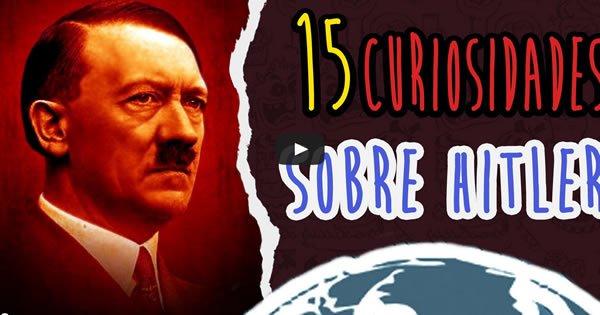 15 Curiosidades sobre Adolf Hitler 1