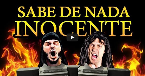 Photo of Sabe de Nada Inocente – O Metaleiro