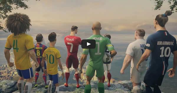 Animação mais Épica que você vai ver sobre a Copa 1
