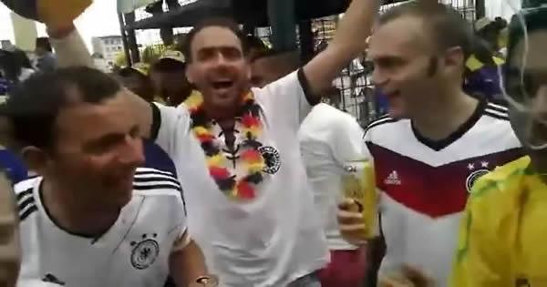 Brasileiro zuando os gringo no estilo do Brasil 3