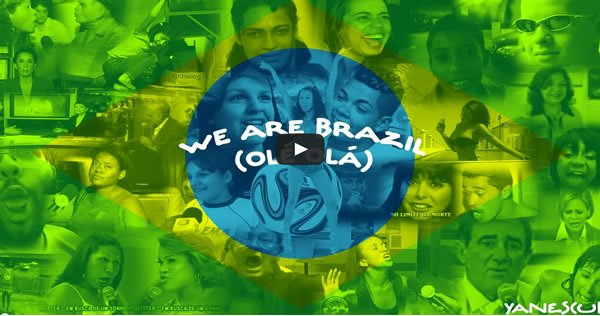 brazil - brazil - Brazilian All Stars – We Are Brazil (Olá Olé)